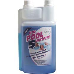 BioPool 5 chlorfreie Flüssigkeit zur Poolwasseraufbereitung