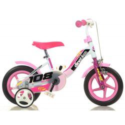 "DINO Bikes - Kids bike 10 ""108FLG - Girl 2017"